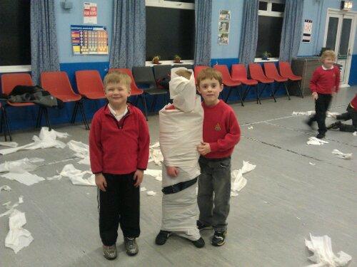 Anchor Boys – Mummies